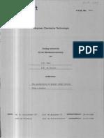 Methyl Ethyl Ketone from n-butene process