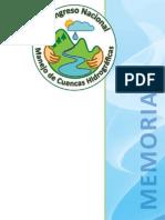 2013 Mem IIIcongreso Cuencas