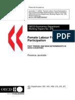 Female Labour Force Participation