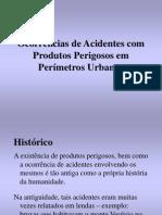 Acidentes PP Perímetros Urbanos
