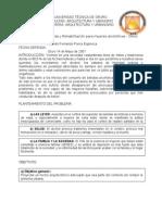 Casa de Acogida y Rehabilitacion Para Mujeres Alcoholicas -