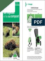 Je Broie Des Végétaux Et Fais Du Compost
