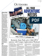 Sunday Outdoors - The Herald-Dispatch, April 12, 2009