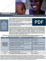 Priority Nutrition Indicators for the Post-2015 Sustainable Development Framework