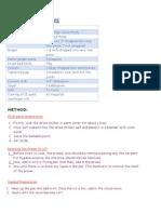 Prawn Sambal Recipe