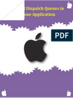 GCD and Dispatch Queues in iPhone Application