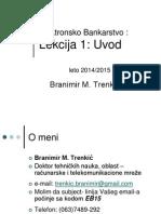 Branimir M. Trenkić 254016724-Lekcija1!14!15