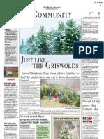 Community - The Herald-Dispatch, Dec. 8,2008