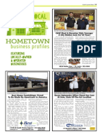 Hometown Business Profiles - January 2015 SCT