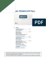 Manual Termostato ATP Aire Acondicionado