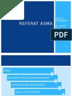 Referat Asma
