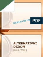 Alternativni Dizajn