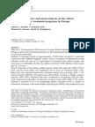 Revision Sistematica y Metaanalisis Efectos Ttos Infractores en Europa - 2013