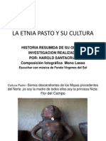 Etnia Pasto y Su Cultura