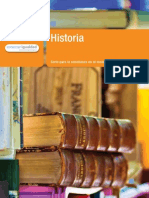 Historia - Actividades Digitales