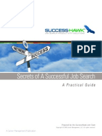 SuccessHawk Secrets of a Successful Job Search