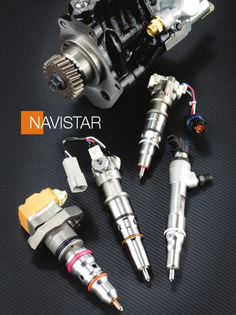 Navi Star Powerstroke Diesel Engine Parts Navistar 444e Diagram