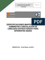 Anexo1A-ESPECIFICACIONESCABLEADOESTRUCTURADO2014