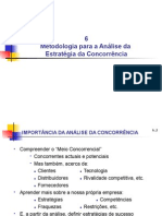 Analise Da Concorrencia