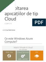 Cloud Compute
