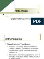 Fundamentals of DCS