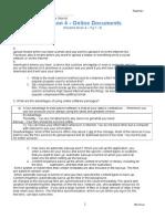 u1l4 online documentsl lesson4