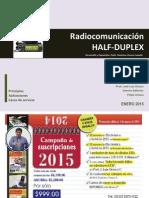 Enero 2015_radio Half Duplex_material Trabajo