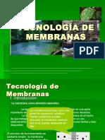 Tecnologia de Membranas