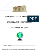 Ejercicios 1 Eso Sociales