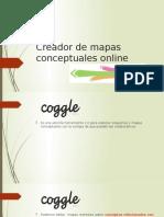 Creador de Mapas Conceptuales Online