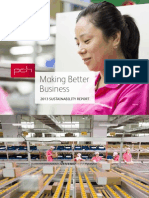 2013 PCH Sustainability Report
