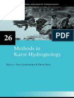 2007 Methods in Karst Hydrogeology IAH International Contributions to Hydrogeology 26 International Contributions to Hydrogeology