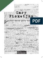 Gary Fitsketjon, editor di grandi scrittori