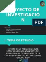 Proyecto de Investigación-SODIS