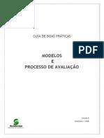 Guia de Boas Praticas Processo e Modelos de Avaliacao