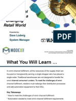 W&H Systems Omni Channel MODEX Presentation