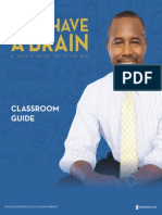 You Have a Brain Classroom Guide