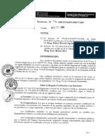 Trujillo Resolución 396 2012 JEF