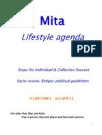 Mita Lifestyle Agenda Content