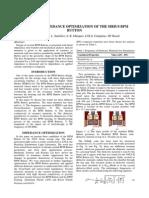 Impedance Optimization of the UVX Longitudinal Kicker
