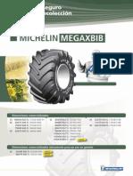 Michelin MegaXBib Es 2013