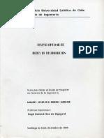 Diseño Optimo de Redes de Dx