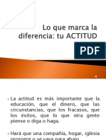 Lo Que Marca La Diferencia PDF