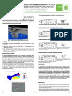 Modelamiento de La Erosión en Los Depósitos de Flujo Piroclástico Del Volcán Mount Pinatubo, Filipinas.