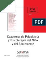 Cuadernos de Psiquiatría y Psicoterapia del Niño y del Adolescente