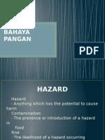 BAHAYA PANGAN