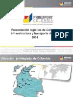 Infraestructura y Transporte de Carga Colombia 2014
