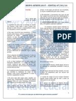1º Simulado (Português) 24-01-2015