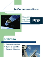 Satellite communications ppt