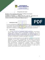 Principios de Macroeconomía - Puerto